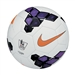 Nike Saber Premier League Soccer Ball (White/Purple/Total Orange)
