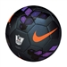 Nike Luma Premier League Soccer Ball (Black/Purple/Total Orange)