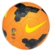 Nike Pitch LFP Soccer Ball (Orange/Black/Yellow)