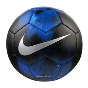 Nike CR7 Prestige Soccer Ball (Navy/Blue/Silver)