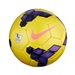 Nike Saber Hi-Visibility Premier League Soccer Ball (Yellow/Purple/Red)