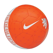 Nike Nederlands Prestige Soccer Ball (Orange/White)