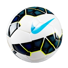 Nike Saber EPL Ball (White/Process Blue)