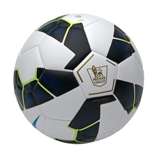 Nike Strike EPL Soccer Ball (White/Black/Blue)