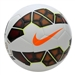 Nike Strike LPF Soccer Ball (White/Black/Total Orange)