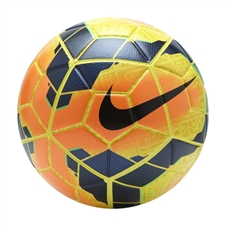 Nike Ordem Soccer Ball (Yellow/Orange/Black)