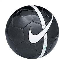 Nike CR7 Prestige Soccer Ball (Black/White)
