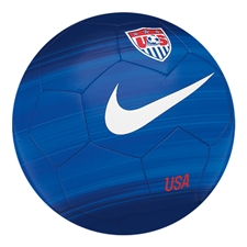 Nike USA Prestige Soccer Ball (Royal/Navy/White)