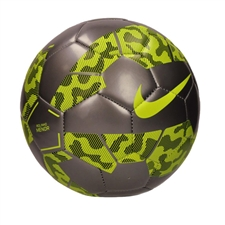 Nike FC247 Rolinho Menor Futsal Soccer Ball (Midnight Fog/Volt/Black)