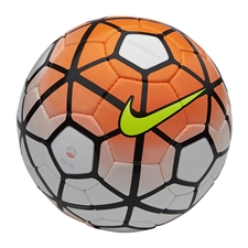Nike Catalyst Soccer Ball (White/Total Orange/Black/Volt)