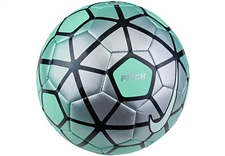 Nike Pitch Soccer Ball (Green Glow/Silver/White)
