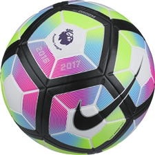 Nike Ordem 4 Match EPL Soccer Ball (White/Blue/Black) SC2948-100
