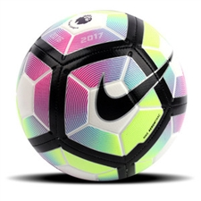 Nike Strike EPL Soccer Ball (Pink/White/Black)