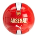 Puma Arsenal T7 Archive Soccer Ball (Red/White)