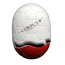 Corpus Training Corpus I Youth Soccer Ball (White/Red)