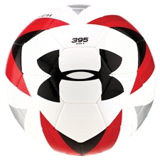 Under Armour Desafio 395 Soccer Ball (White/Red)