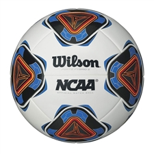Wilson Forte Fybrid II NCAA Soccer Ball (White/Blue/Orange)