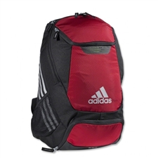 Adidas Stadium Team Soccer Backpack (Red)