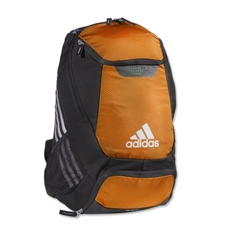 Adidas Stadium Team Soccer Backpack (Orange)