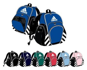 soccer adidas backpack