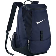 Nike Club Team Swoosh Backpack (Midnight Navy/Black/White)