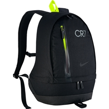 Nike CR7 Cheyenne Backpack (Black/Black/Anthracite)