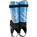 Adidas Youth Ghost Soccer Shinguards (Blue/Silver Metallic)