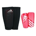 Adidas Ghost Soccer Shinguards (Solar Red/White)