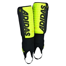 Adidas ACE Integral Soccer Shinguards (Solar Yellow/Black)