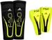 Adidas F50 Pro Lite Soccer Shinguards (Electricity/Black)