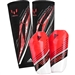 Adidas F50 Pro Lite Messi Soccer Shinguards (Red/Black/White)