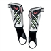 Nike Protegga Shield Shinguards (Chrome/Black/Neo Lime/Total Crimson)