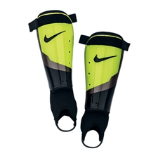 Nike T90 Air Maximus Shin Guard (Volt/Black/Black)