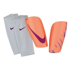 Nike Mercurial Lite Soccer Shinguards (Atomic Orange/Violet/Bright Magenta)