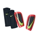 Nike Mercurial Lite '14 Soccer Shinguards (Black/Hyper Punch/Volt)