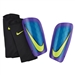 Nike Mercurial Lite '15 Soccer Shinguards (Blue Lagoon/Hyper Grape/Volt)