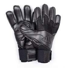 Adidas Predator Zones Pro Knight Pack Soccer Gloves (Black)