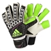 Adidas ACE Zones Ultimate Fingersave GK Gloves (Black/White/Solar Green/Shock Pink)