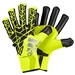 Adidas ACE Trans Pro Soccer Goalkeeper Gloves (Solar Yellow/Black)