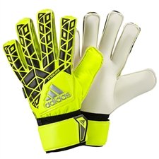 Adidas ACE FS Replique Soccer Goalkeeper Gloves (Solar Yellow/Black/Onix)