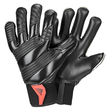Adidas ACE Pro Classic Soccer Goalkeeper Gloves (Black/Solar Red)