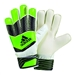 Adidas Predator Fingersave Junior Soccer Gloves Solar Green/Black/White)