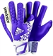 Adidas Predator Pro Iker Casillas Soccer Gloves (White/Blast Purple)