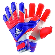 Adidas Predator Zones Pro Soccer Gloves (Night Flash/Solar Red/White)