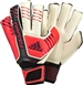 Adidas Predator Fingersave Ultimate Soccer Gloves (White/Pop)