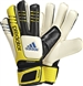 Adidas Predator Fingersave Replique Soccer Gloves (Black/White)