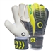 Elite Coraza GK Gloves (White/Black/Yellow)