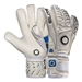 Elite Supreme GK Gloves (White/Black/Blue)