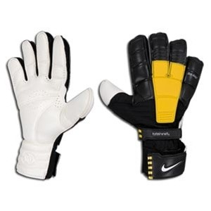 Nike Total 90 Confidence Glove (Black/Yellow/White)