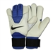 Nike Vapor Grip3 Goalkeeper Soccer Glove (White/Blue)